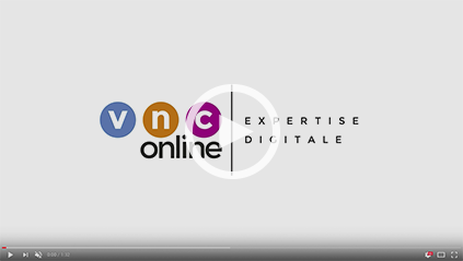 Chaine YouTube VNC Online